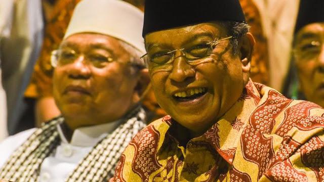 Ketum PBNU KH Said Aqil Minta Rakyat Percaya ke KPU