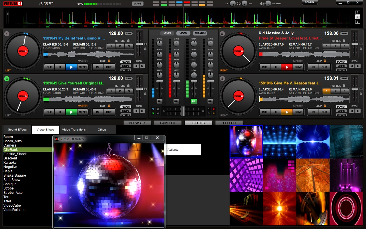 Virtual DJ 8 Full - Auto Activado