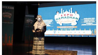 Expo Ramadhan Gemilang, Ruang Bagi UMKM Menjajakan Produknya