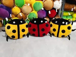 Bantal Kumbang Lucu