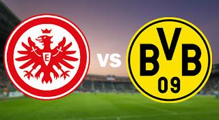 مشاهدة مباراة بوروسيا دورتموند ضد فرانكفورت 3-4-2021 بث مباشر في الدوري الالماني