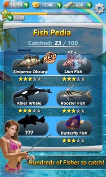 Game Fishing Mania 3D APK [Unlimited Money]