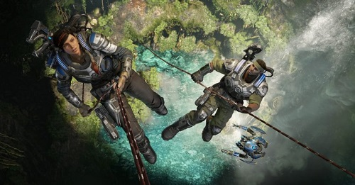 Gears 5 Gameplay