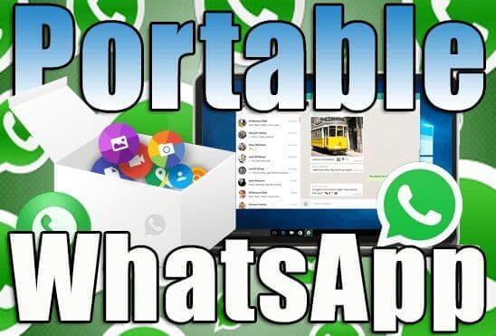 تحميل برنامج واتس اب WhatsApp v2.2039.9 Portable نسخة محمولة اخر اصدار