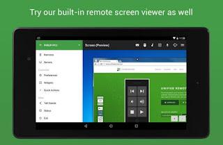 تطبيق, متطور, للتحكم, بجهاز, الكمبيوتر, من, خلال, الهاتف, المحمول, Unified ,Remote