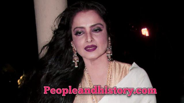 रेखा की अनसुनी कहानी | Rekha Biography in Hindi | रेखा जीवनी