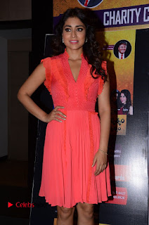 Shriya Saran Pictures in Pink Short Dress at Republic Hindu Coalition (RHC) Charity Concert Press Meet | ~ Bollywood and South Indian Cinema Actress Exclusive Picture Galleries