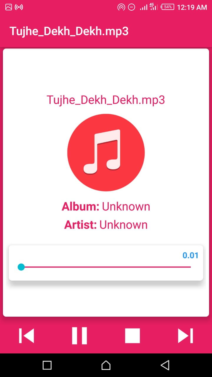 Technical Ikram: Simple Music Player aia file free download