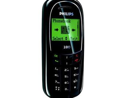 Philips mobile phone photo and image - old or new 2