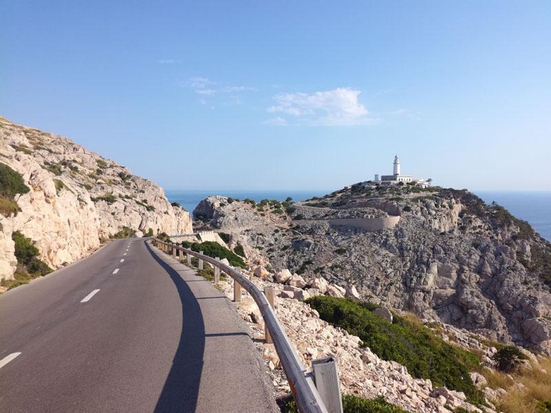 Il faro di Cap de Formentor