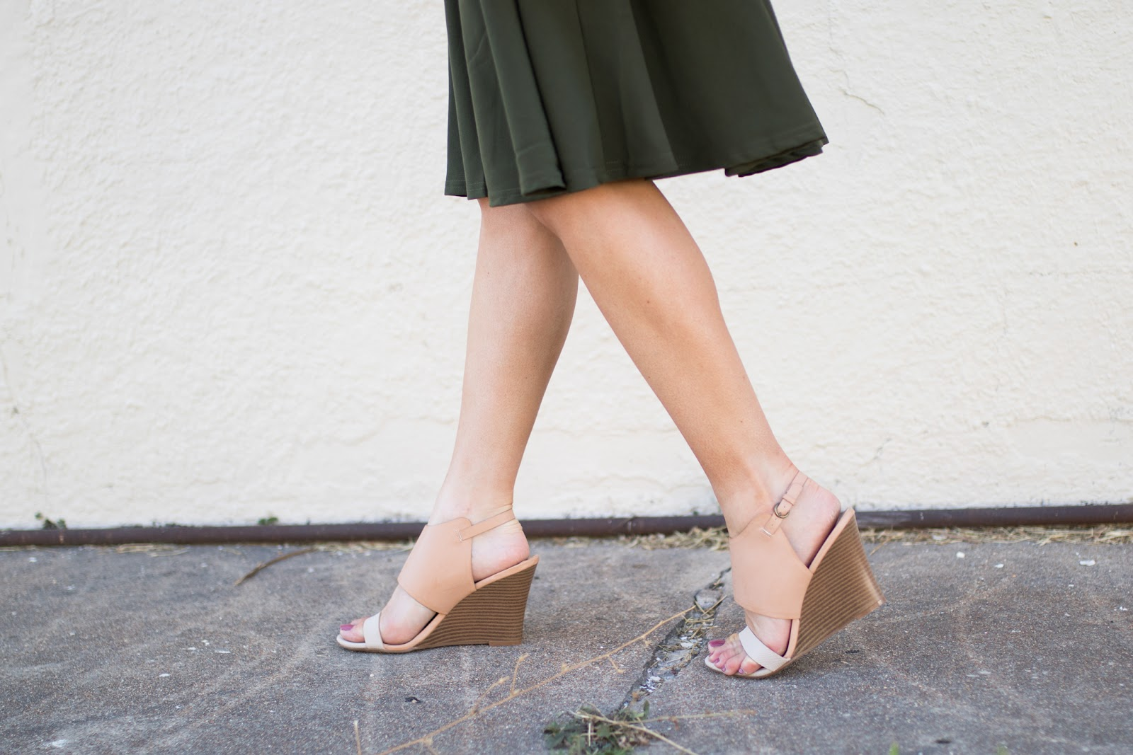 Neutral wedges