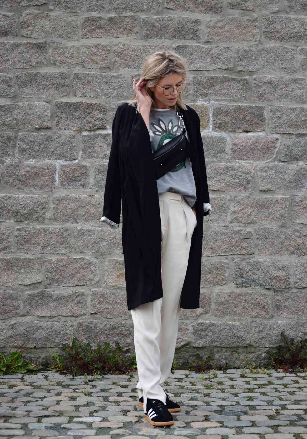 Outfit of the day, Chloé, Dewolf, Adidas, Sooco, Gerard Darel, IKKS, Vanessa Bruno, Marie Martens, ootd, style, fashion, blogger