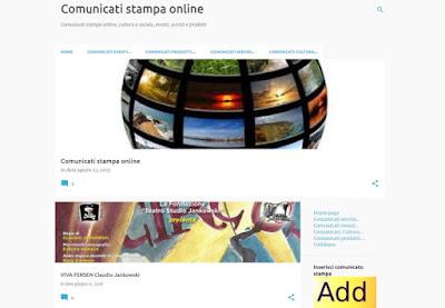creazione siti press