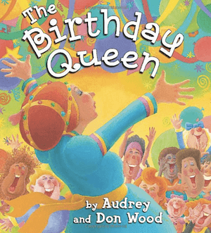 The Birthday Queen: Fabulous Birthday Book