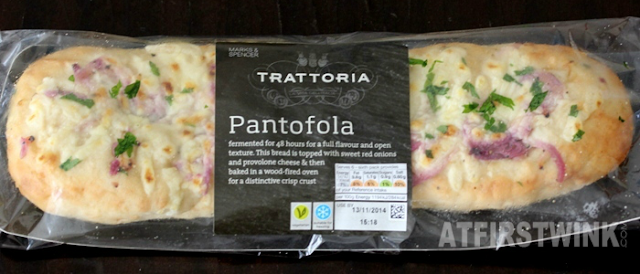 Marks and Spencer (M&S) Trattoria Pantofola