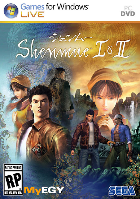 تحميل لعبه Shenmue I & II2018 للكمبيوتر برابط واحد مباشر