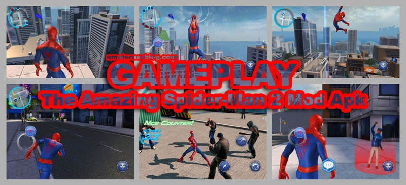 Gameplay The Amazing Spider-Man 2 Android