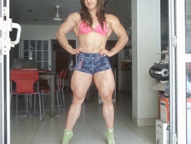 Interesting Facts About Women's Bodybuilding (Part 1) | Video