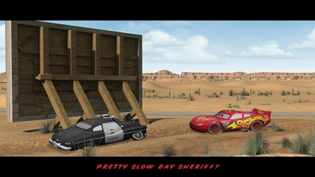 Download Disney Pixar Cars PC Games