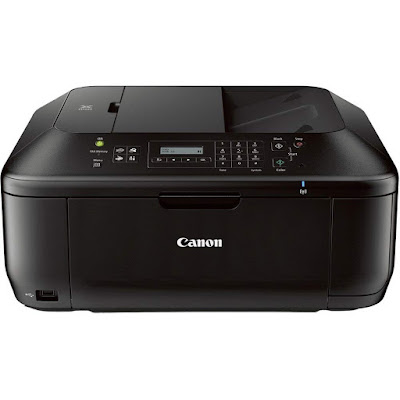 Print wirelessly in addition to effortlessly from your compatible iPhone Canon PIXMA MX452 Driver Downloads