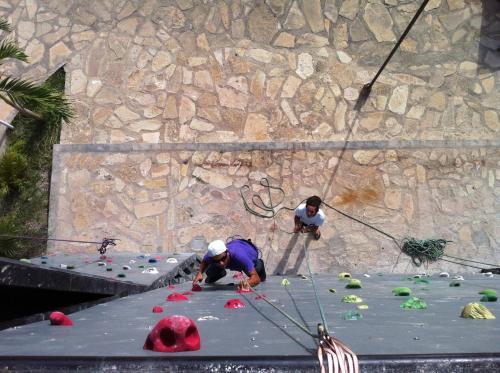 rock climbing in nicaragua