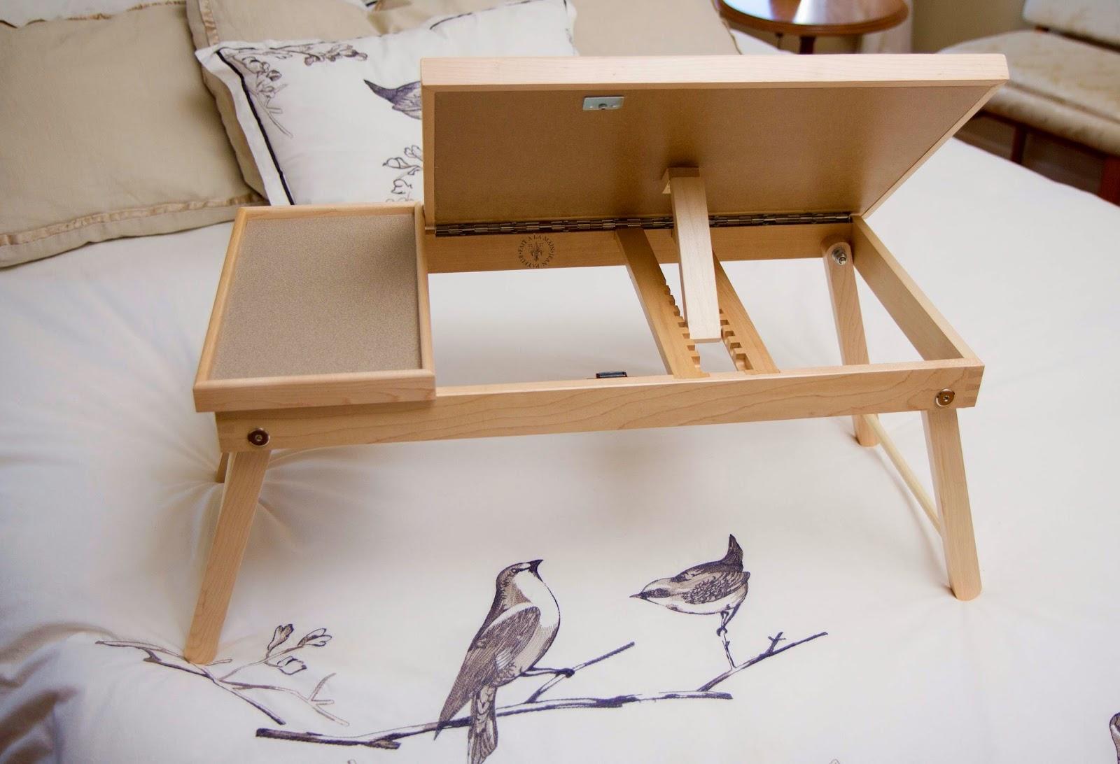 la varlope table de lit. Black Bedroom Furniture Sets. Home Design Ideas