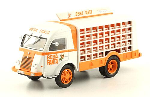 Renault Goelette 1964 Fanta vehículos de reparto y servicio salvat