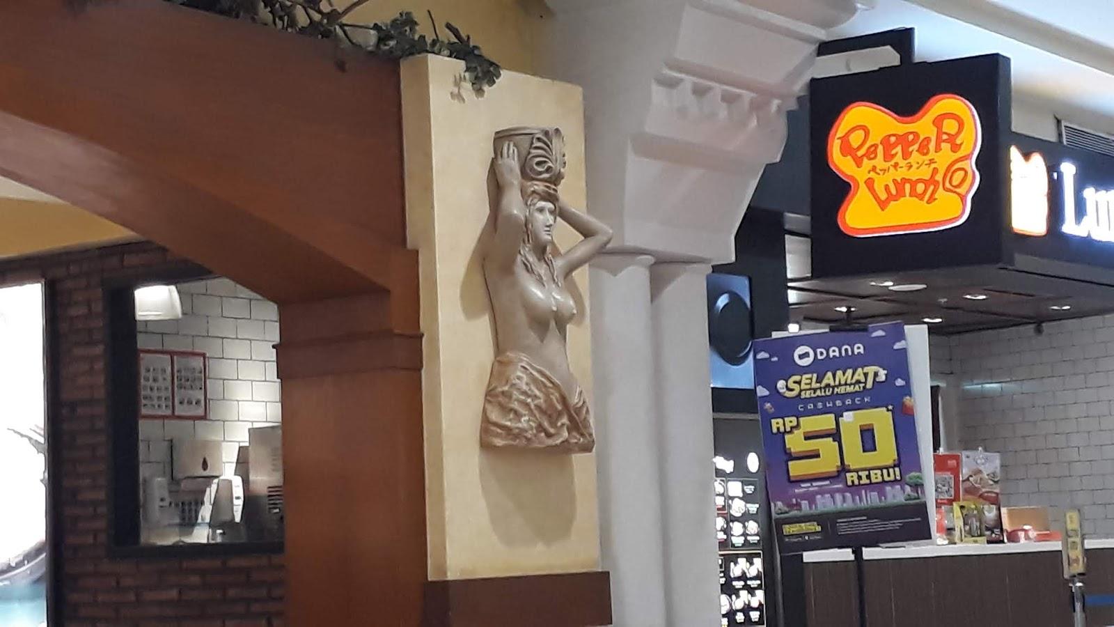 Patung Seksi