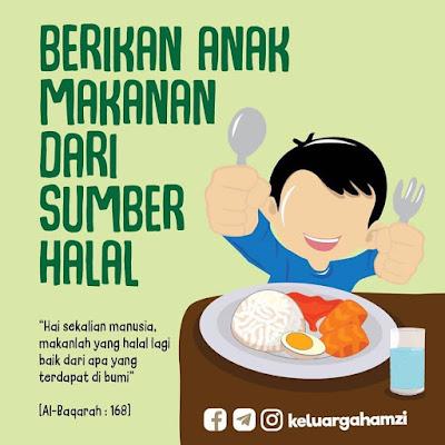 Makanan Halal Dan Baik Sebab Kebaikan