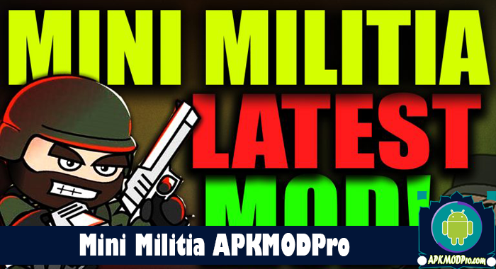 Download Mini Militia  - Doodle Army MOD APK 2 5.0.6 (Pro Pack Unlocked) Terbaru 2020