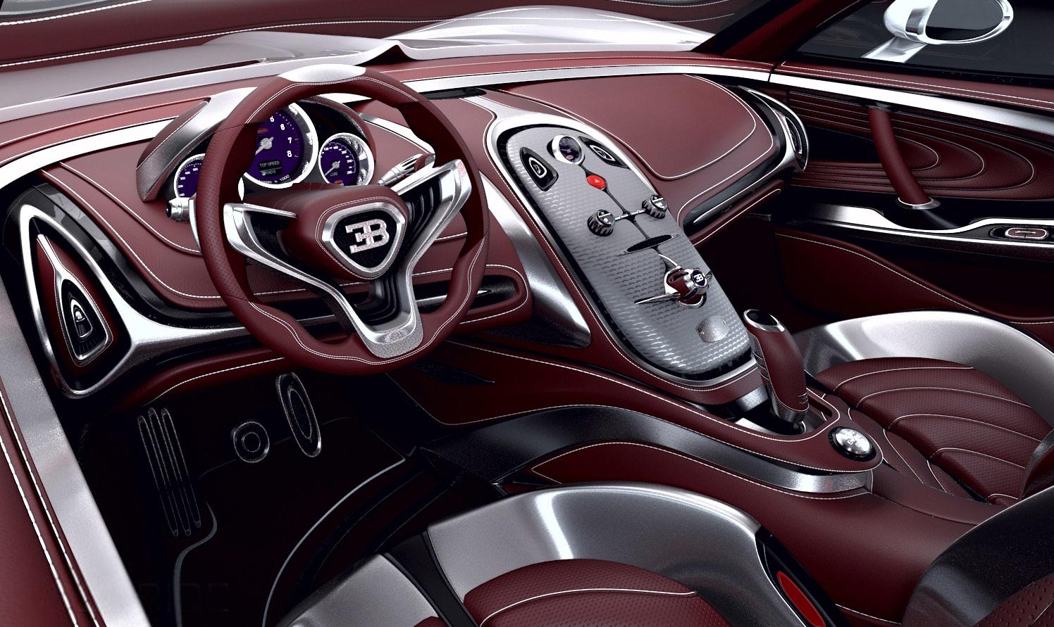 Different Color Schemes Bugatti Gangloff Concept Greenstylo