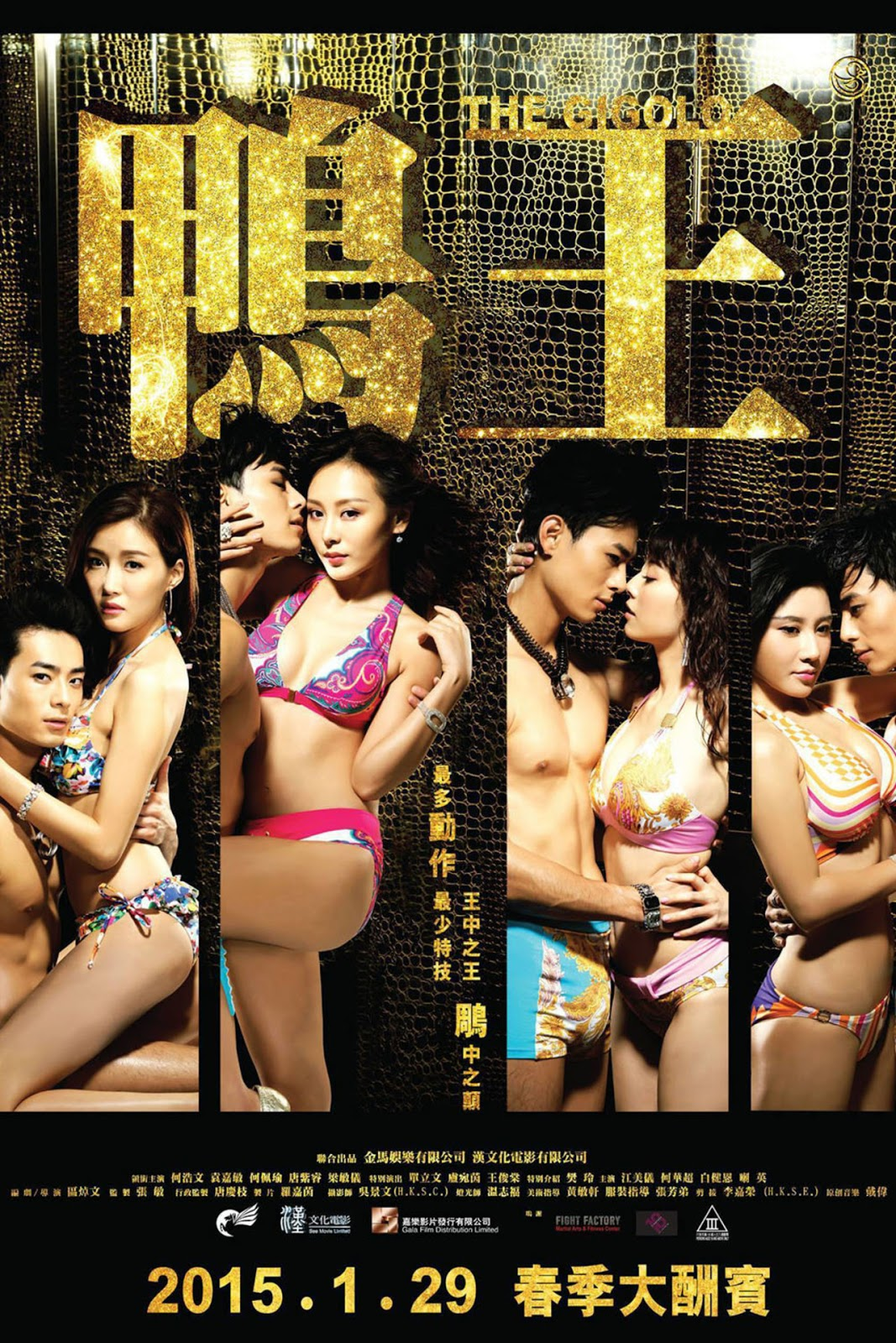 The Gigolo Full CHINA 18+ Watch Movie Online Free