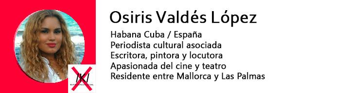 Escritora Osiris Valdés López