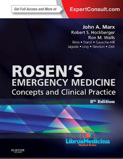 Rosen's Emergency Medicine - Concepts and Clinical Practice  2-Volume Set - 8th Edition