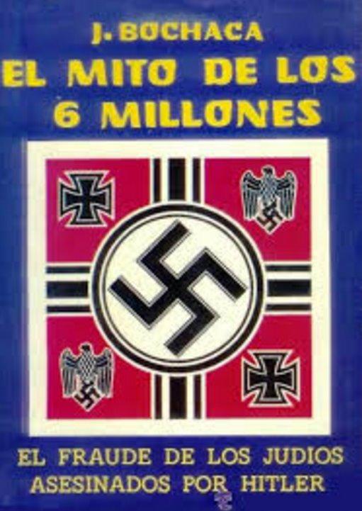 El mito de los 6 millones – Joaquín Bochaca