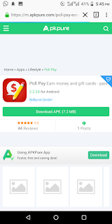 Earn Free Legit Money With POLL PAY, Tested And Confirmed.