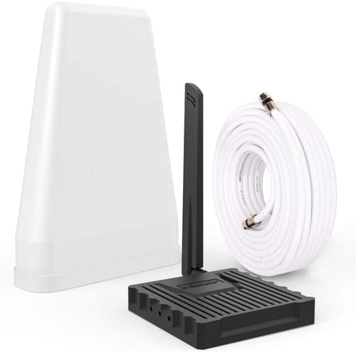 SolidRF 2000 sq ft Cell Phone Signal Booster-for Home