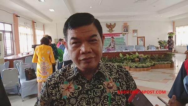 Bupati Rencanakan Kabupaten Bartim Sebagai Penyangga Pangan Ibukota Negara