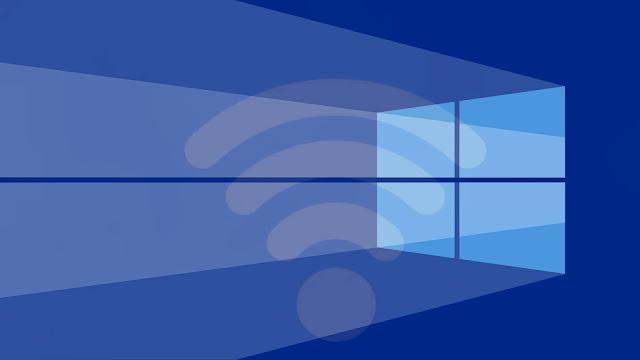 منع الاتصال التلقائي بالشبكات اللاسكبية في ويندوز 10