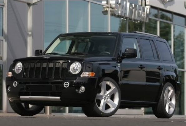 2016 Jeep Patriot 4x4 Automatic Review