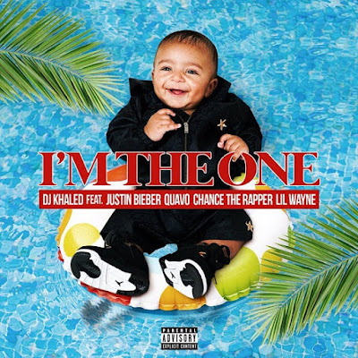 "DJ Khaled scores Hot 100 No. 1 single with ""I'm The One"""