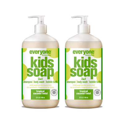 Everyone Kids 3-in-1 Soap