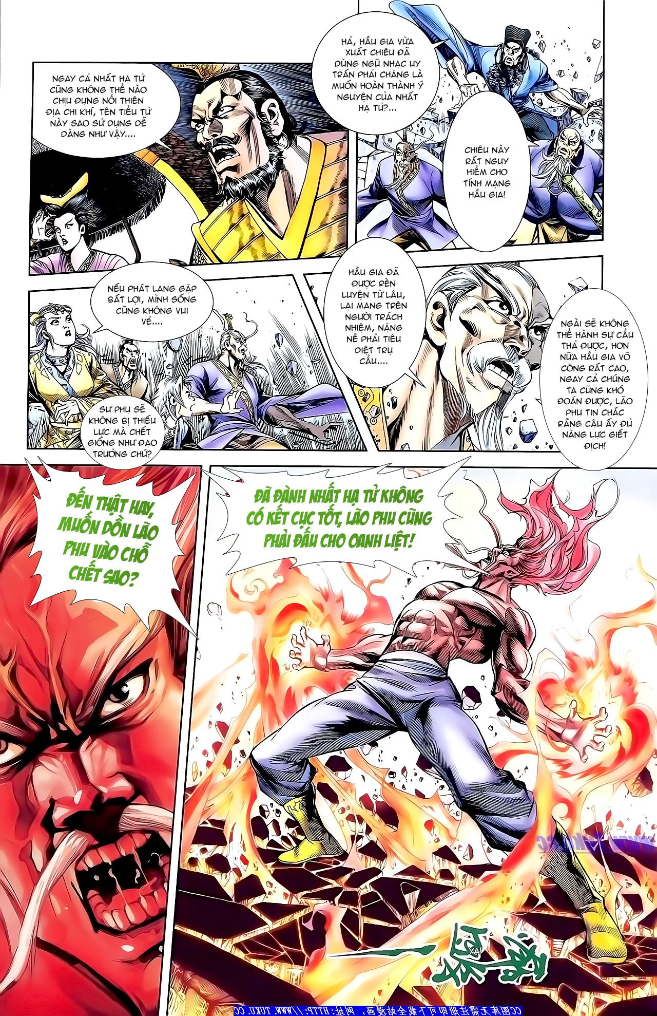 Cơ Phát Khai Chu Bản chapter 159 trang 8