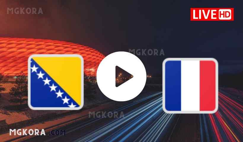 بث مباشر || مشاهدة مباراة فرنسا ضد البوسنة والهرسك في تصفيات كأس العالم 2022