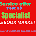 I will do specialist facebook marketing in USA