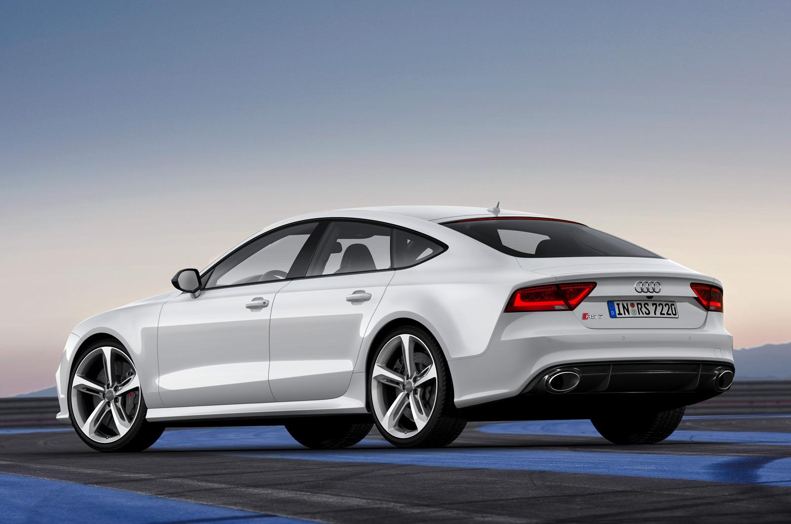 new audi rs7 sportback revealed. Black Bedroom Furniture Sets. Home Design Ideas