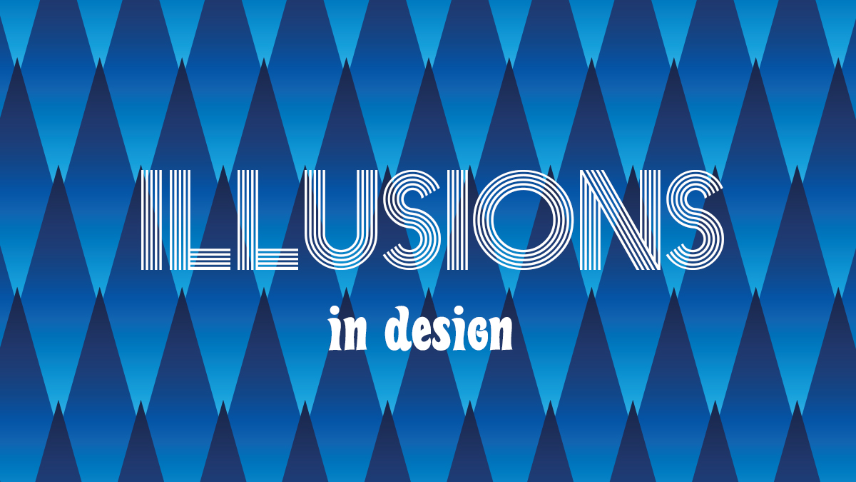 Illusions in Design