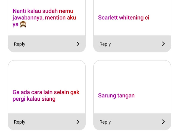 Review Scarlett Whitening Body Series