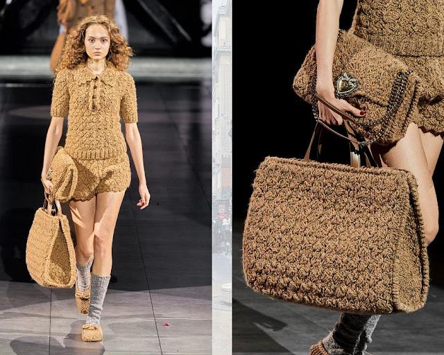 Dolce & Gabbana осень-зима 2020-2021 9