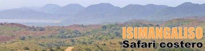 Safari-en-Isimangaliso-Sudáfrica